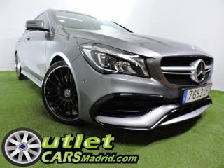 Mercedes-Benz Clase CLA CLA 45 AMG Shooting Brake 4Matic 280 kW (381 CV)