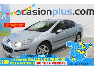 Peugeot 407 1.6 HDI ST Confort 80 kW (110 CV)