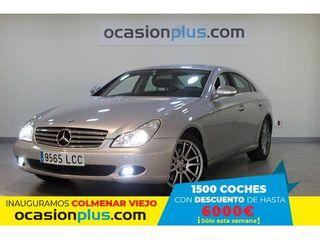 Mercedes-Benz Clase CLS CLS 350 200kW (272CV)