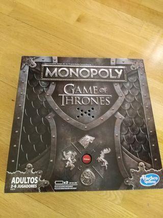 Monopoly Juego de tronos precintado