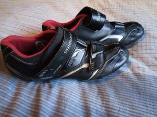 zapatillas ciclismo btt 45