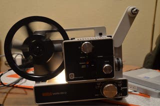Proyector Super8mm.