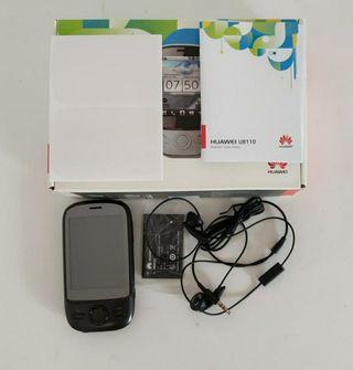 Teléfono Móvil libre Huawei U8110
