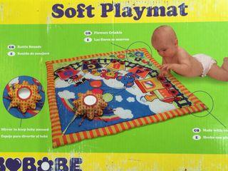 Manta de juegos bebé