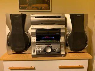 Altavoces Sony SS-RX88