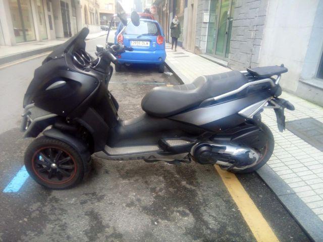 GILERA FUOCO 500 LT
