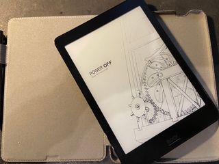 """Lector e-book Boox Nova Pro 7.8"""" 300ppp, Luz"""