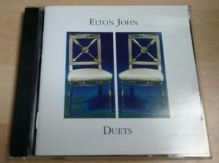 Elton John. Duets. CD