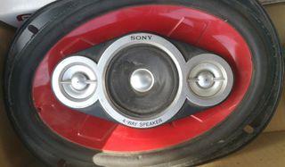 Sony 4Way 260W/60W+Regalo otros Altavoces de coche