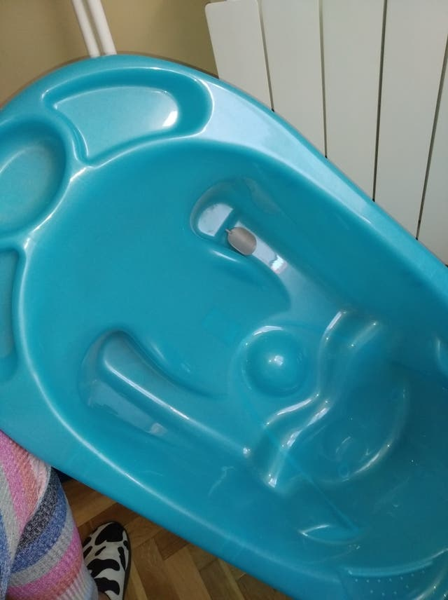 bañera ergonómica saro