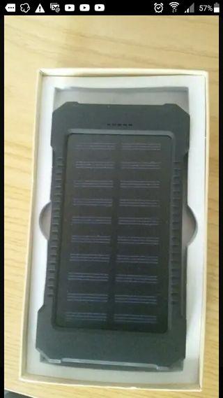 Cargador Portátil Solar 360000mah
