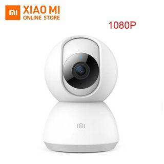 Camara vigilància Xiaomi 360° 1080p Wifi inflarojs