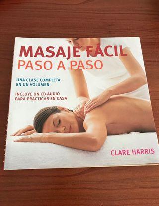 Libro Masaje Fácil