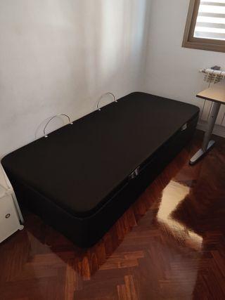 Canapé Abatible cama + Colchón de regalo