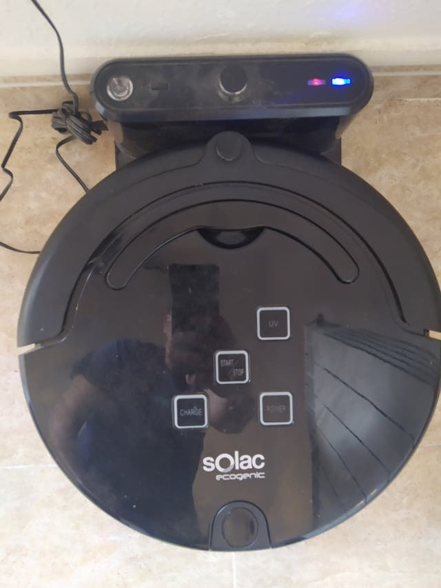 robot de limpieza Solac