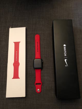 Apple Watch 4 Nike Series + Cellular