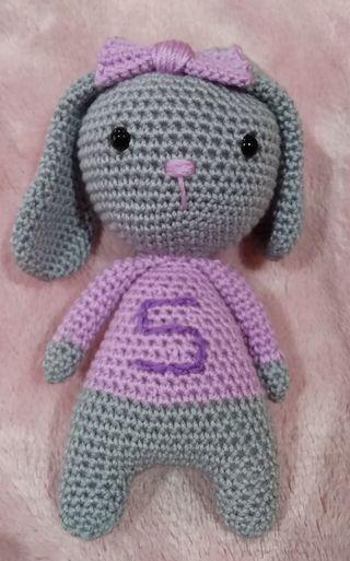 muñeca conejita