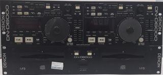 CONTROLADORA DJ DENON DN-D6000