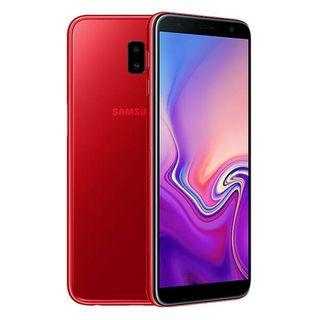 Samsung J6 plus rojo