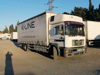 camión man 18-284
