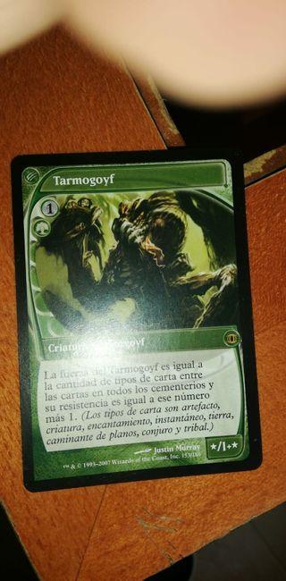 MAGIC THE GATHERING TARMOGOYF carta rara