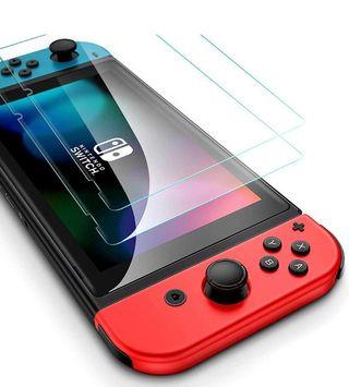 Cristal templado para Nintendo Switch