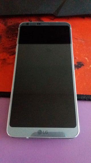 """LG G6 Gris 5,7"""" Nuevo (3 dias de uso)"""