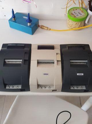Impresora de tiket