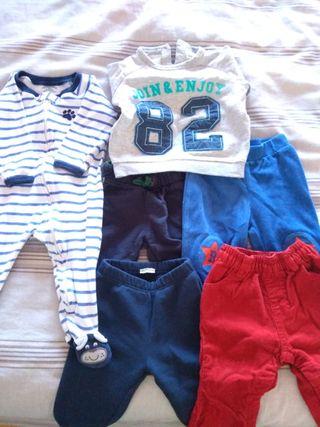 lote ropa bebé
