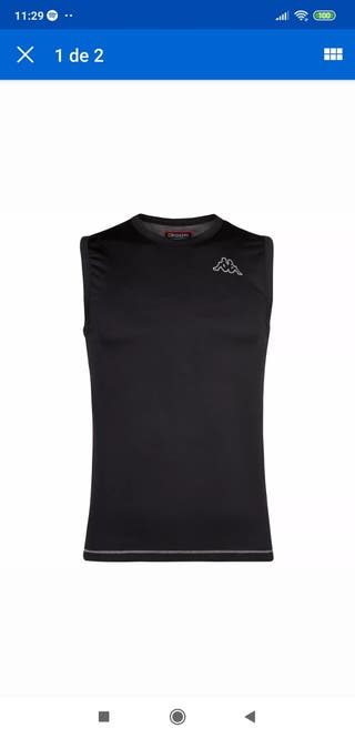Camiseta kappa NUEVA Talla L (talla como M)
