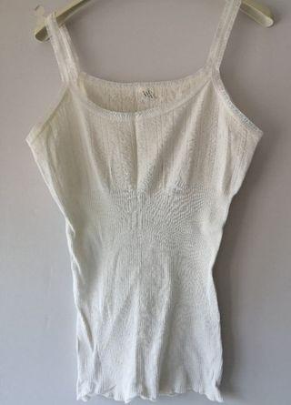Camiseta interior. TM. Mujer