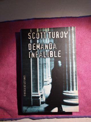 Demanda infalible - Scott Turow