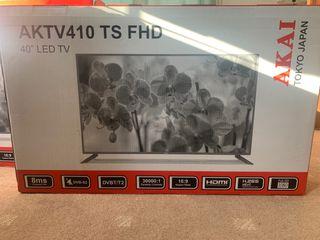 "Akai AKTV410 TS FHD 40"" LED 1080p TV's"