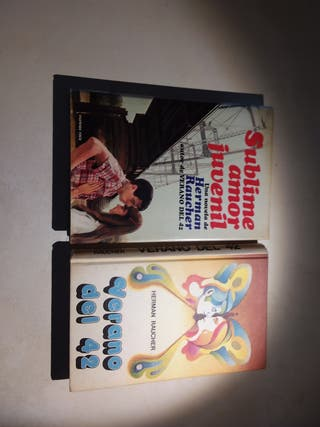 Herman Raucher 2 Novelas