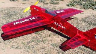 Avion rc Acrobatico Magic