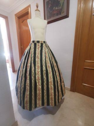 Falda de Huertana