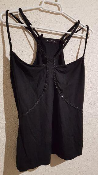 camiseta sisley/benetton