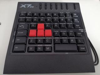 Teclado gaming A4tech X7 G100