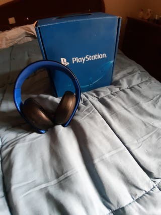 Cascos Sony ps4