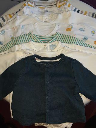 lote de ropa de bebé de invierno