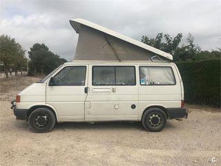 Volkswagen Transporter Kombi equipada
