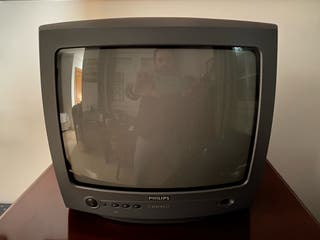 Tv PHILIPS 14 pulgadas de tubo (Leer todo el anunc