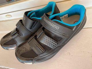 Zapatillas ciclismo mujer 40