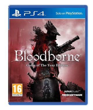 PS4 Bloodborne Edición Juego del Año