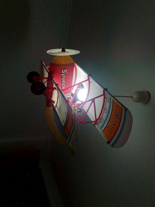 lampara avion