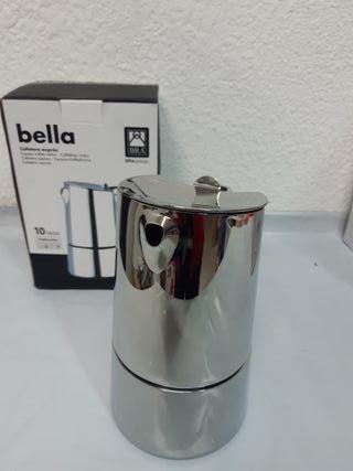 Cafetera Bra Bella 10 tazas