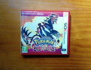 Pokemon Rubi Omega 3 ds 2 ds