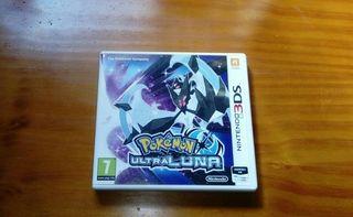 Pokemon Ultraluna 3ds 2ds