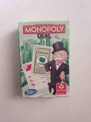 Monopoly Deal nuevo en inglés