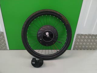 rueda electrica 26 pulgadas